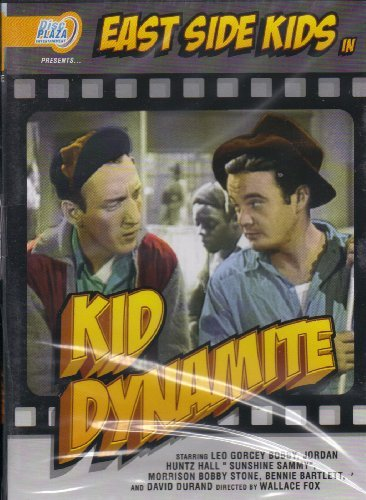 Kid Dynamite (1943) Gorcey Hall Jordan Dell Blake
