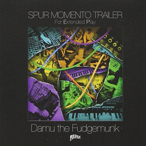 Damu The Fudgemunk Spur Momento Trailer