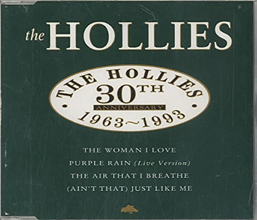 The Hollies The Woman I Love