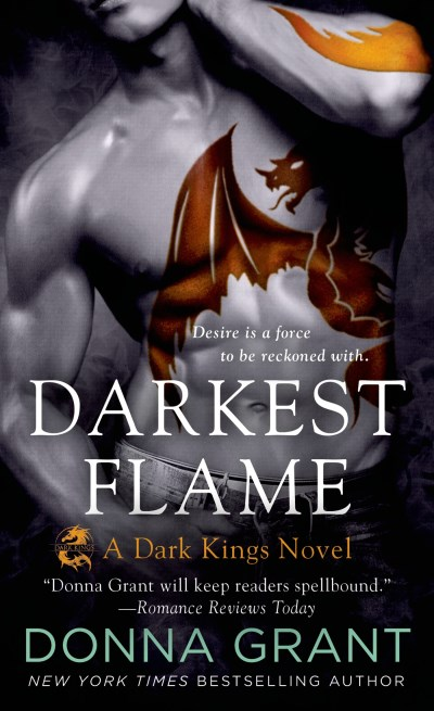 Donna Grant Darkest Flame A Dragon Romance