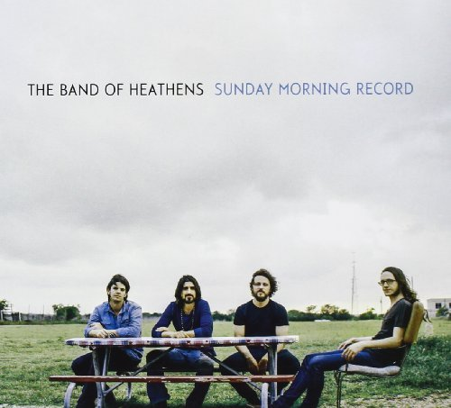 Band Of Heathens Sunday Morning Record Digipak