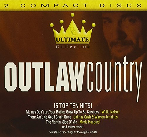 Various Artists Ultimate Outlaw Country