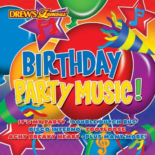 The Hit Crew Drew's Birthday Party Music