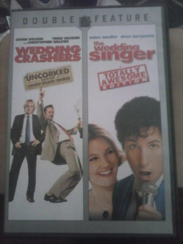 Wedding Crashers Wedding Singer Double Feature