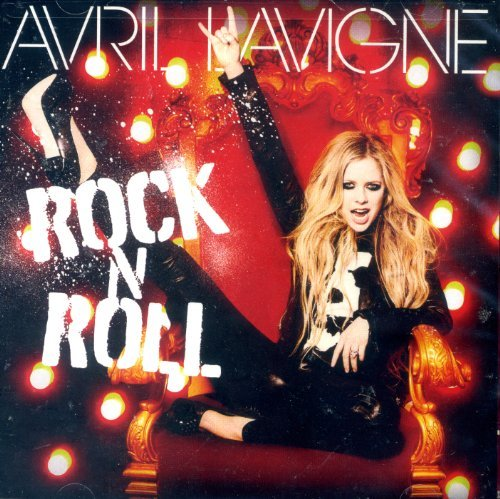 Avril Lavigne Rock N' Roll (exclusive CD Single)