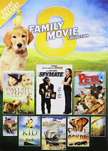 Vol. 6 8 Film Family Adventure Nr 2 DVD