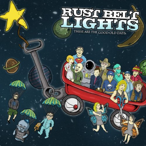 Rust Belt Lights These Are The Good Old Days