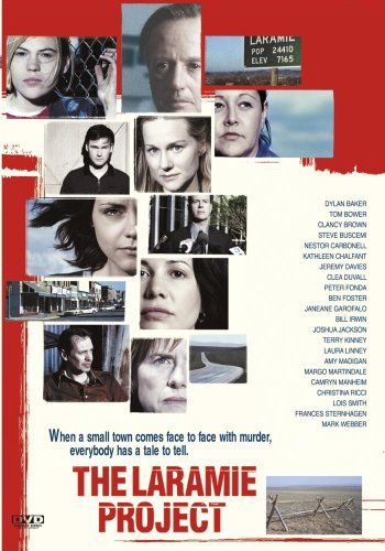 Laramie Project Ricci Duvall Linney Fonda Garo DVD Mod This Item Is Made On Demand Could Take 2 3 Weeks For Delivery