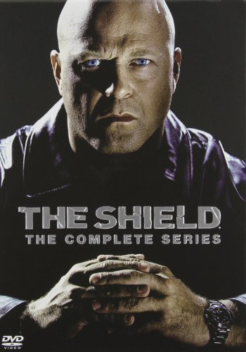 Shield Shield Complete Series Ws Nr 29 DVD