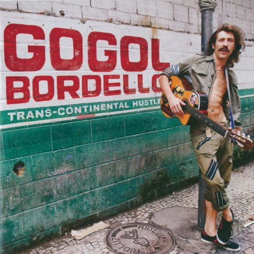 Gogol Bordello Trans Continental Hustle 2 Lp