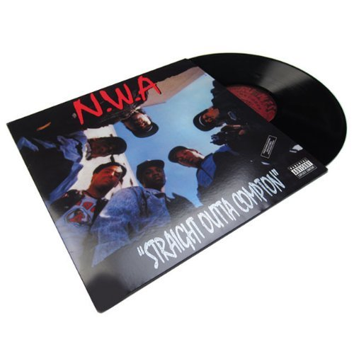 N.W.A. Straight Outta Compton Explicit Version Remastered