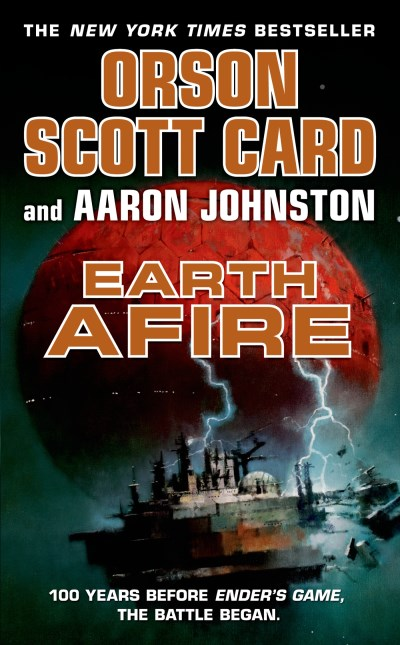 Orson Scott Card Earth Afire
