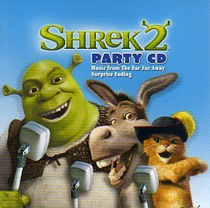 Shrek 2 Party CD