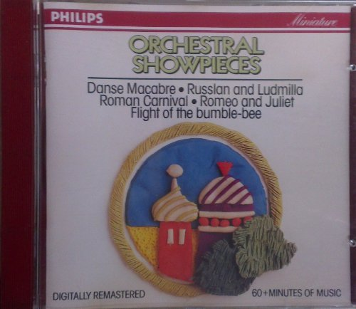 Various Orchestral Showpieces