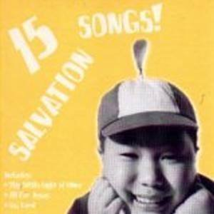 Kid City Tunes 15 Salvation Songs