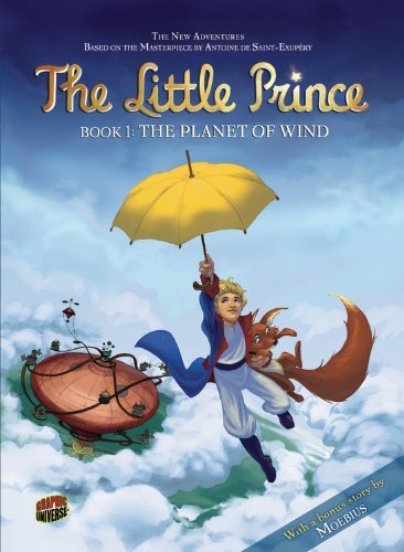 Guillaume Dorrison The Littel Prince The Planet Of Wind