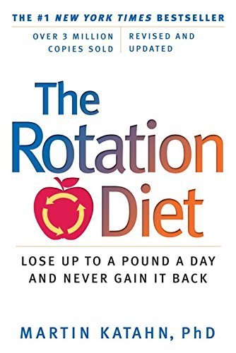 Martin Katahn Rotation Diet The Revised And Upd