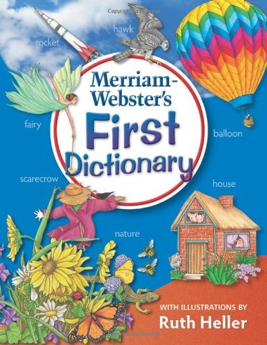 Merriam Webster Merriam Webster's First Dictionary