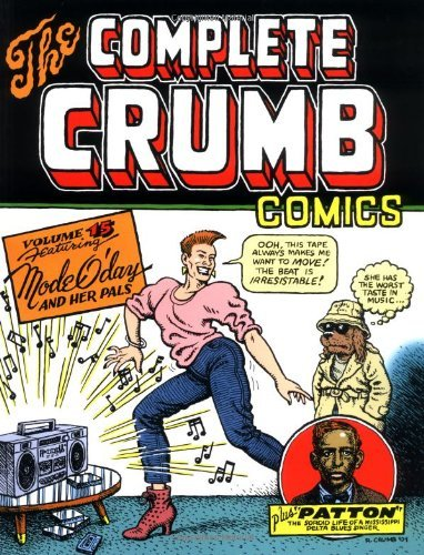 R. Crumb The Complete Crumb