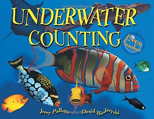 Jerry Pallotta Underwater Counting