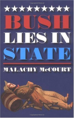 Malachy Mccourt Bush Lies In State