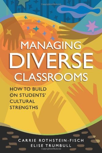 Carrie Rothstein Fisch Managing Diverse Classrooms How To Build On Students' Cultural Strengths