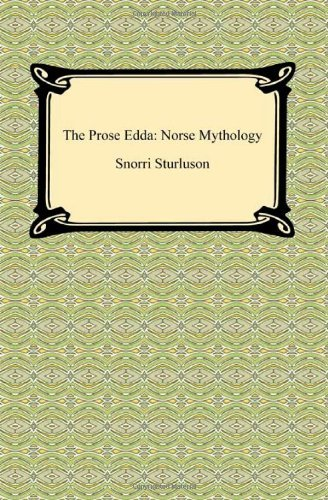 Snorri Sturluson The Prose Edda Norse Mythology
