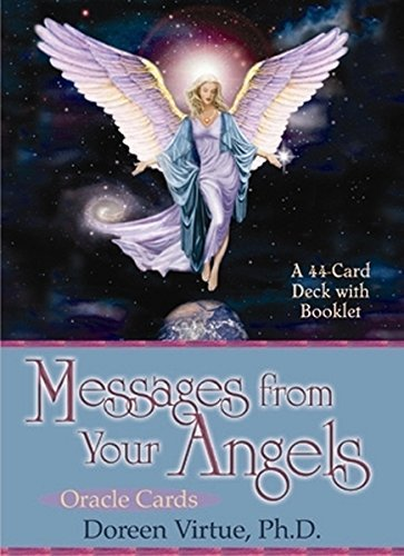Doreen Virtue Messages From Your Angels Cards [with Booklet]