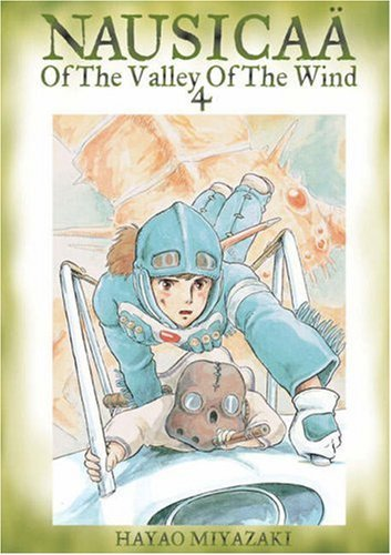 Hayao Miyazaki Nausicaa Of The Valley Of The Wind Vol. 4