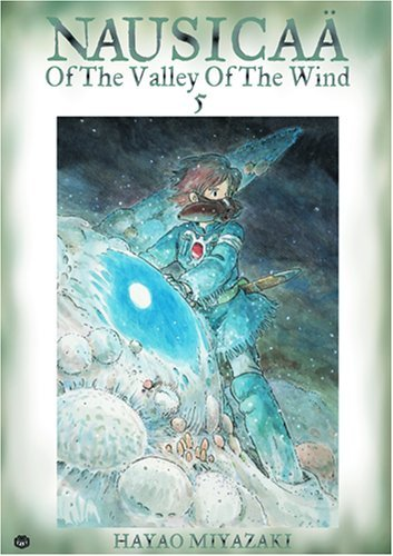 Hayao Miyazaki Nausicaa Of The Valley Of The Wind Vol. 5 0002 Edition;
