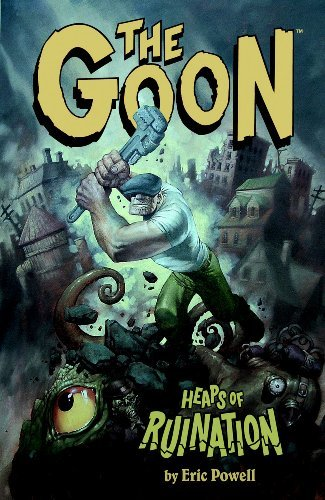 Eric Powell Goon Volume 3 The Heaps Of Ruination