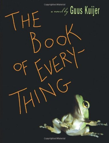 Guus Kuijer Book Of Everything The