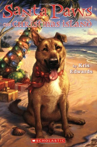Kris Edwards Santa Paws On Christmas Island