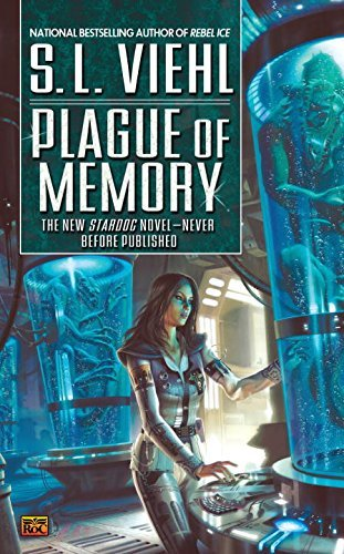 S. L. Viehl Plague Of Memory