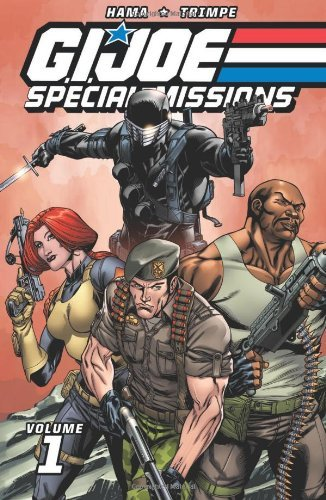 Larry Hama G.I. Joe Special Missions Volume 1