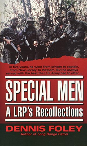 Dennis Foley Special Men An Lrp's Recollections