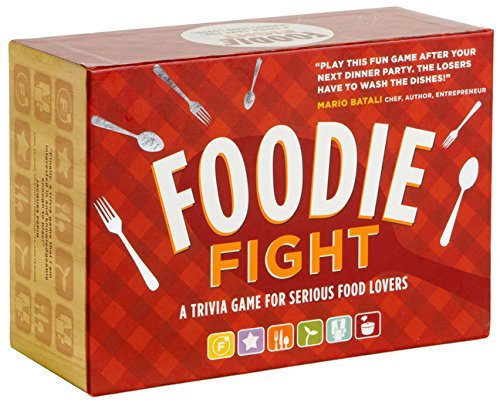Joyce Lock Foodie Fight A Trivia Game For Serious Food Lovers [with 6 Gam