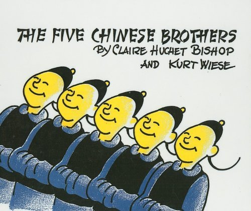 Claire Huchet Bishop The Five Chinese Brothers