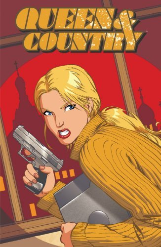 Greg Rucka Queen & Country Volume 7 Operation Saddlebag