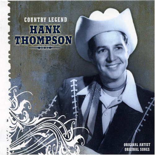 Hank Thompson Country Legend Import Eu