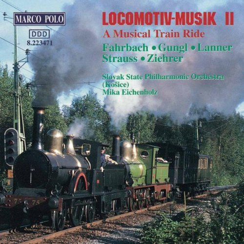 Lanner Joseph Fahrbach Philipp [1] [composer] St Locomotiv Musik Ii A Musical Train Ride