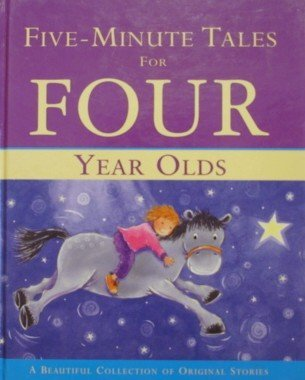 Parragon Five Minute Tales For Four Year Olds
