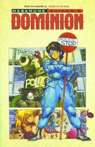 Masamune Shirow Dominion Tank Police 3rd Edition