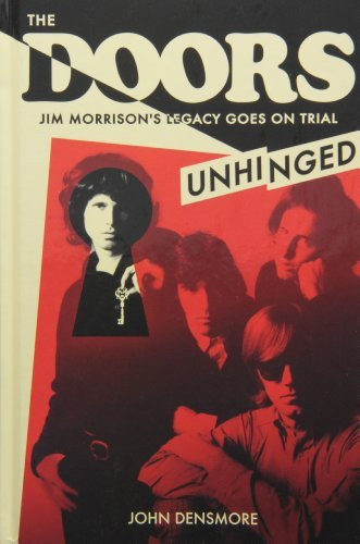 John Densmore The Doors Unhinged Limited Edition Hardcover
