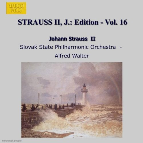 J. Strauss Jr. Edition Vol. 16