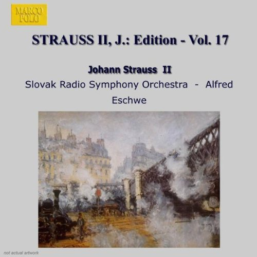 J. Strauss Jr. Edition Vol. 17