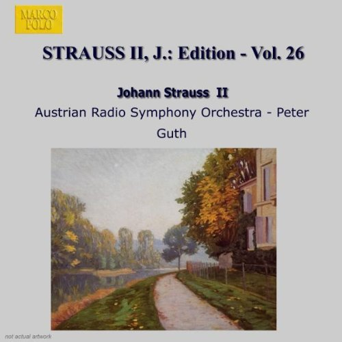 J. Strauss Jr. Edition Vol. 26