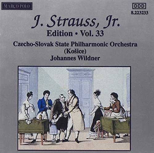 J. Strauss Jr. Edition Vol. 33