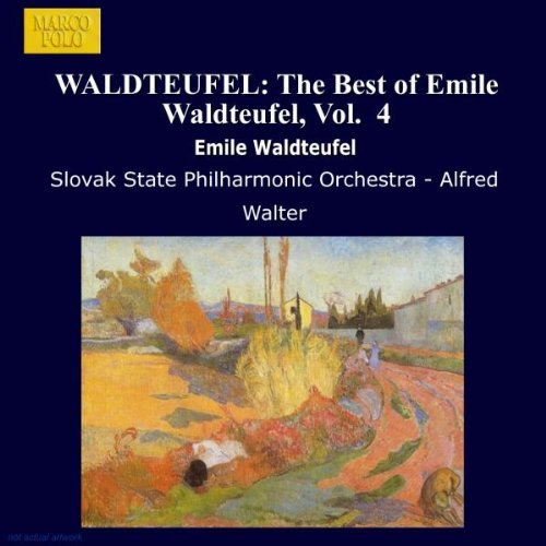 The Best Of Emile Waldteufel Vol.4