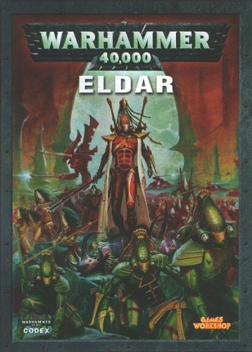 Games Workshop Eldar Codex Warhammer 40k
